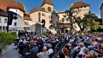 An der Lenzburgiade soll «Folk» in weiterem Sinn gedacht werden, mit Einbindung der Genres Weltmusik, Jazz und Crossover.
