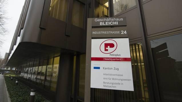 Der Konzern mit Sitz in Zug war der grösste unabhängige Erdöl-Verarbeiter Europas. Doch bereits Ende 2011 kreiste der Pleitegeier.(Archiv)