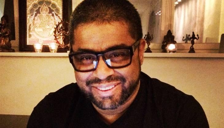 Jay Kumar kommt aus Indien, lebt seit 25 Jahren in Basel und betreibt das Jay's im Ackermannshof.