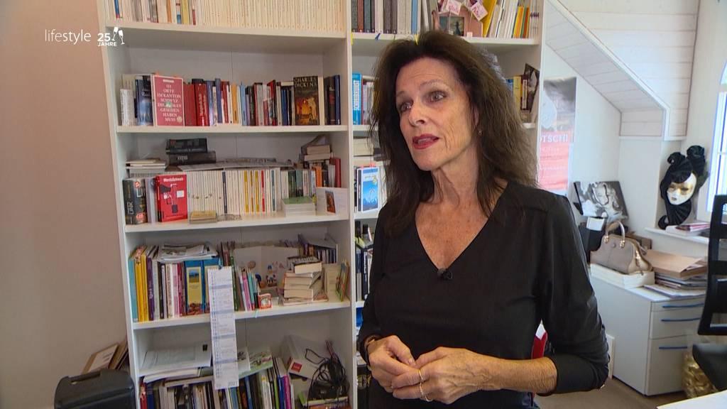 Silvia Götschi zeigt ihren Lifestyle