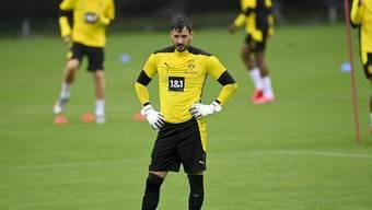 Roman Bürki ist in dieser Woche mit Borussia Dortmund im Trainingslager in Bad Ragaz