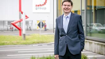 Hans-Peter Zehnder, Vorsitzender der Zehnder Group.