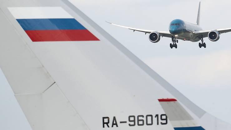 Der Basler Duty Free-Spezialist Dufry ist dank einer Übernahme nun auch im Moskauer Flughafen Vnukovo vertreten. (Archivbild)