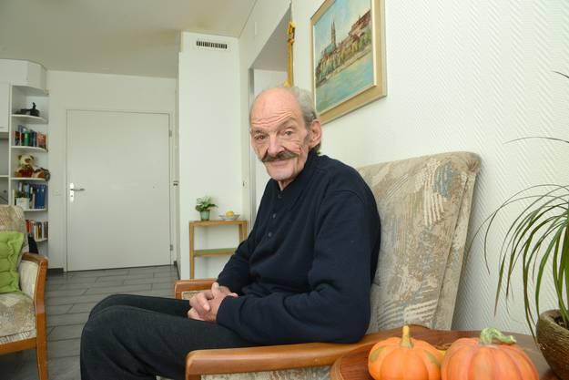 Rolf Bantle lebte nahezu elf Jahre lang auf der Strasse.
