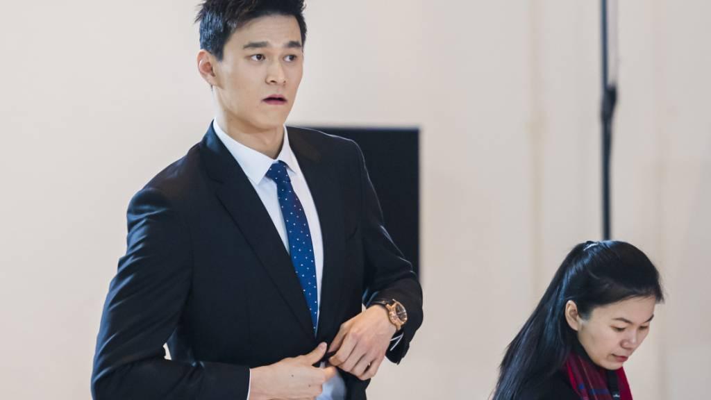 Sun Yang hat beim Bundesgericht erfolgreich gegen seine achtjährige Sperre rekurriert