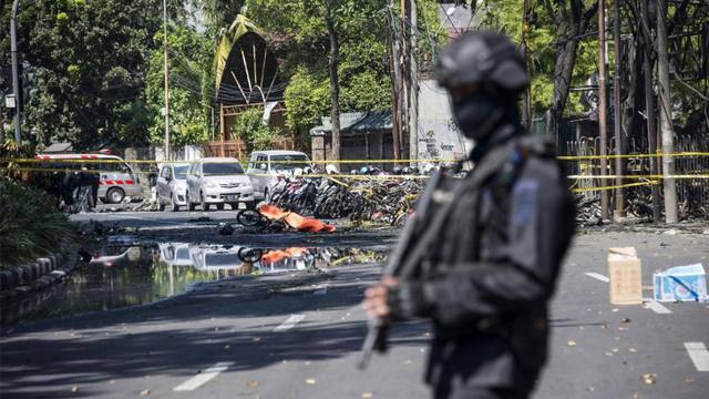 Anschläge auf Kirchen während dem Gottesdienst