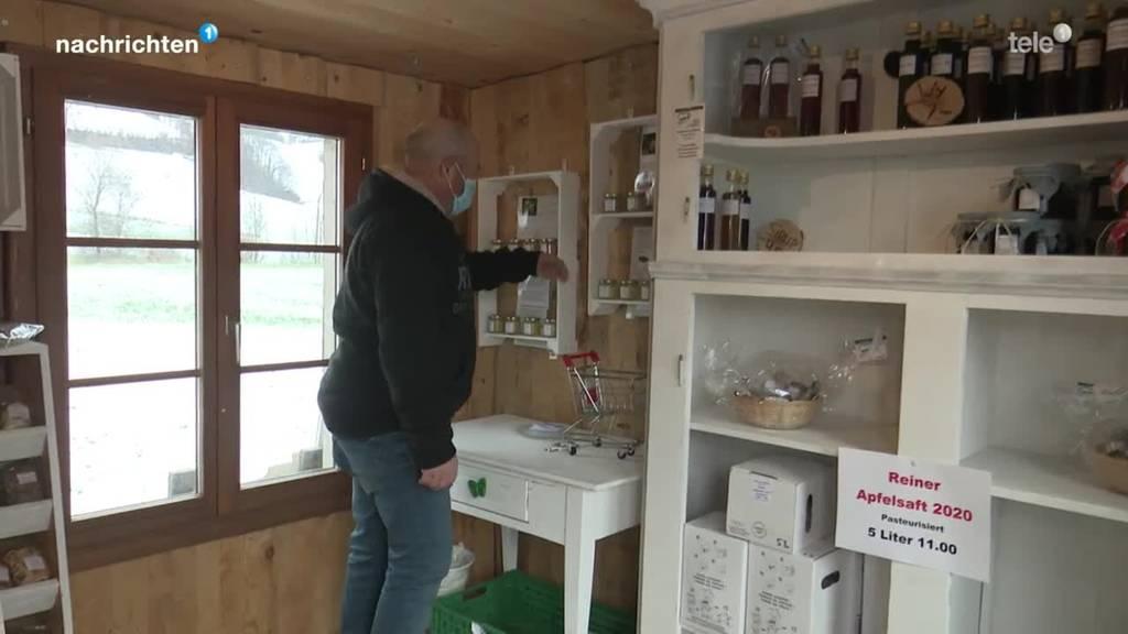 Bauer aus Zell sucht Hofladenplünderer