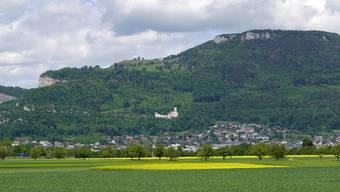 Die Gemeinde Oensingen ist im Blickfeld vom «AareLand»-Raum.