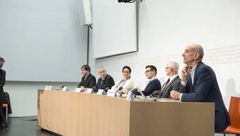 """Für das Komitee """"Bürgerliche gegen zweite Röhre"""" ist die Sanierung des Gotthard-Strassentunnels auch ohne den Bau einer zweiten Röhre möglich."""