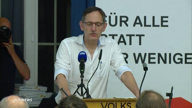 Mario Fehr erleichtert über Nomination