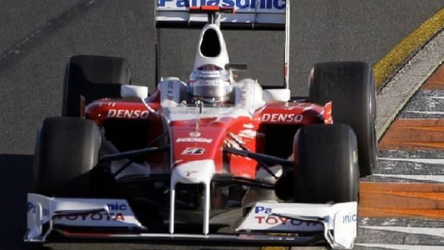 Toyota akzeptiert die Zeitstrafe für Jarno Trulli