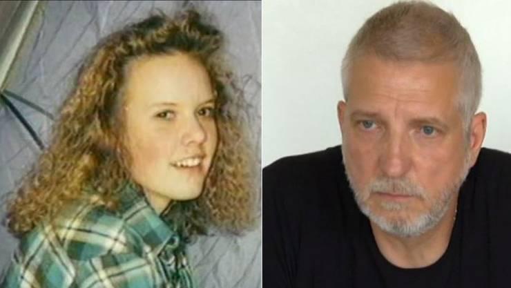 Mordopfer Nicole Denise Schalla. Kommissar Uwe Block und sein Team gaben die Hoffnung über all die Jahre nicht auf, die Tat aufzuklären.