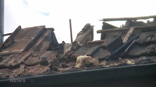 Raucherwaren führten zu tödlichem Brand in Himmelried