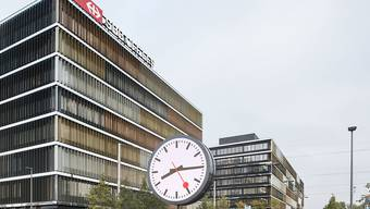 Der Hauptsitz der SBB in Bern (Archivbild)