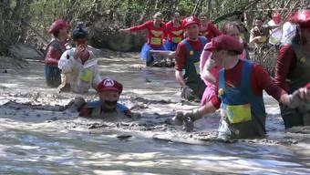 800 Personen erfreuen sich am La Barjot Run