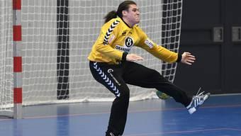 Dario Ferrante steht ab Sommer nicht mehr beim TV Endingen, sondern beim HSC Suhr Aarau im Tor.