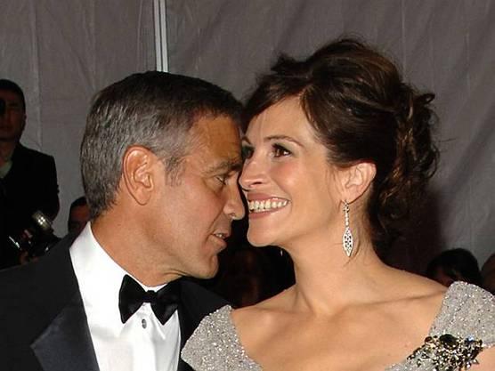 Julia Roberts und George Clooney