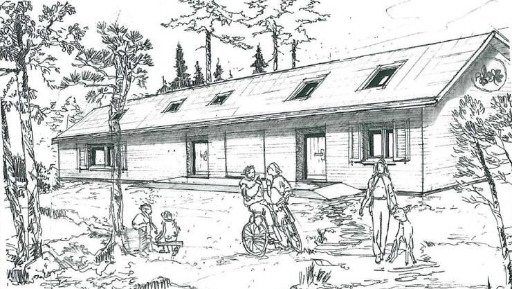 Den Kredit für das neue Pfadiheim gibt die Gemeinde Niedergösgen noch nicht frei, weil erst rund 60 Prozent des Finanzierungsbedarfs gedeckt sind.