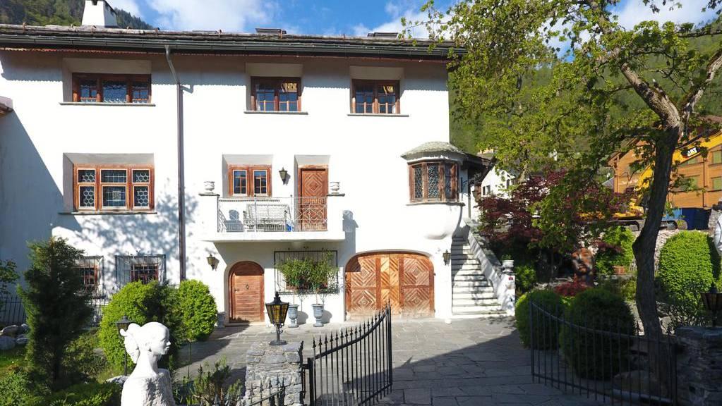 Almasana, das erste Geburtshaus in Graubünden