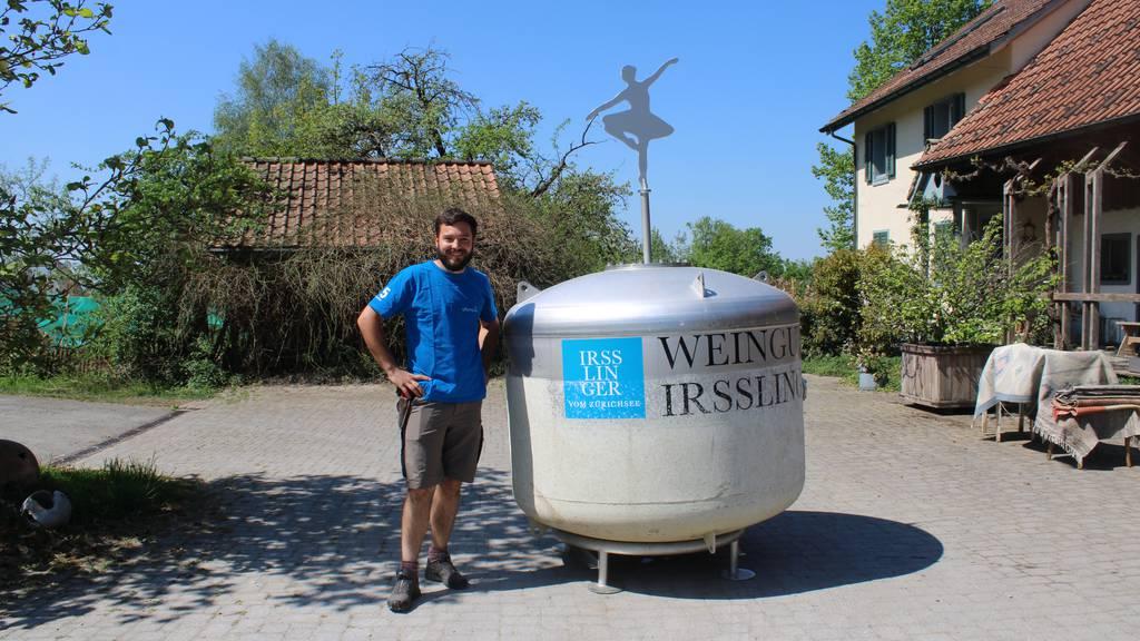 Dieser Weisswein trieb 144 Tage lang auf dem Zürichsee