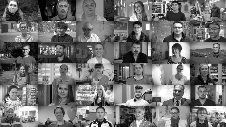 Das Ziel der Video-Serie «Lüt usem Aargau»: Den Menschen im Aargau eine Stimme geben und so dem Kanton ein Gesicht.