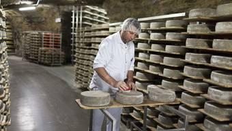 Schweizer Käsekeller bekommen Besuch von US-Inspektoren