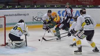 EHC Olten - Hockey Thurgau 03.10.2015
