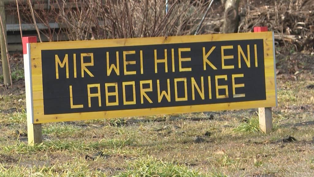 Wohnraum statt Gärten: Widerstand gegen Überbauung in Münsingen