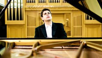 """""""Künstler des Jahres"""" Javier Perianes wurde in Luzern mit dem International Classical Music Award (ICMA) geehrt. (Archivbild)"""