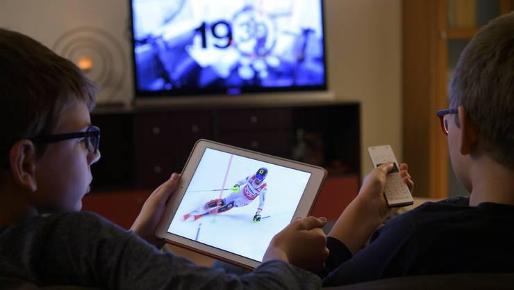 Die Service-public-Sender sind auch in Zeiten von Replay-TV auf Werbeeinahmen angewiesen.