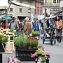 m Winterhalbjahr könnte ein neu lancierter Samstagsmarkt probeweise auf der Kirchgasse (im Bild) stattfinden.