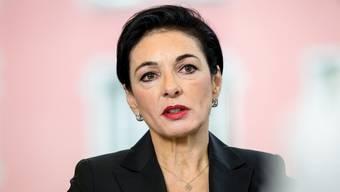 Marianne Binder ist neue Präsidentin der CVP Aargau.