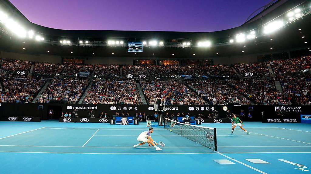 Vorbereitungsturniere des Australian Open sollen verlegt werden