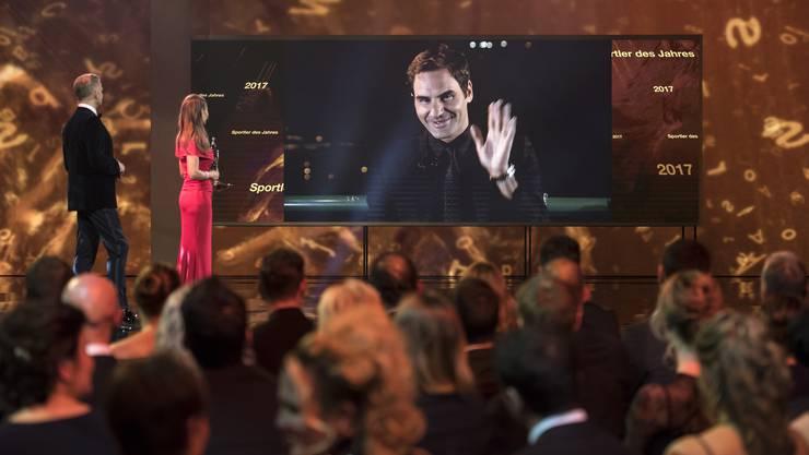 Sportler des Jahres: Roger Federer