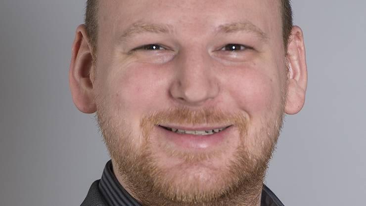 Christopher Benz ist in Neuenhof aufgewachsen und verwurzelt.