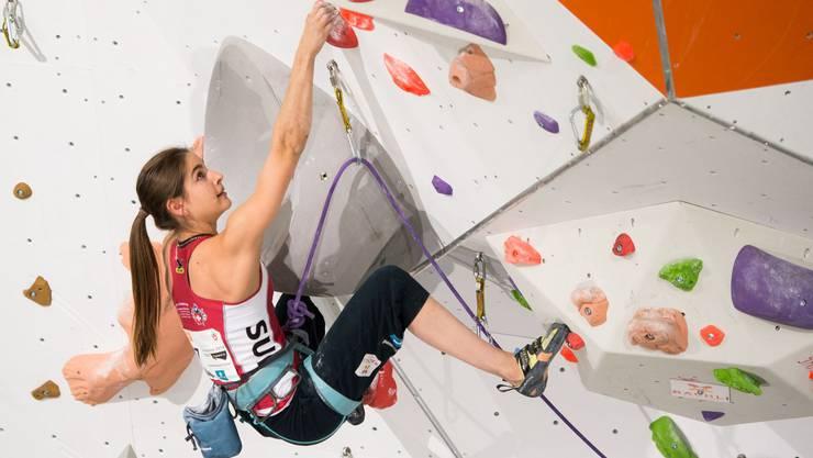 Die Urdorferin Rebekka Stotz ist Schweizer Meisterin.