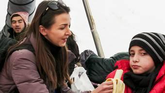 Vanja Crnojević wurde auf Reisen zu den Hilfscamps der Borderfree Association begleitet.