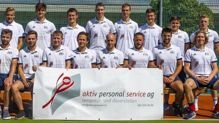 Teamfoto HC Olten Saison 20/21