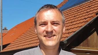 Energieberater Rudolf Lanz.