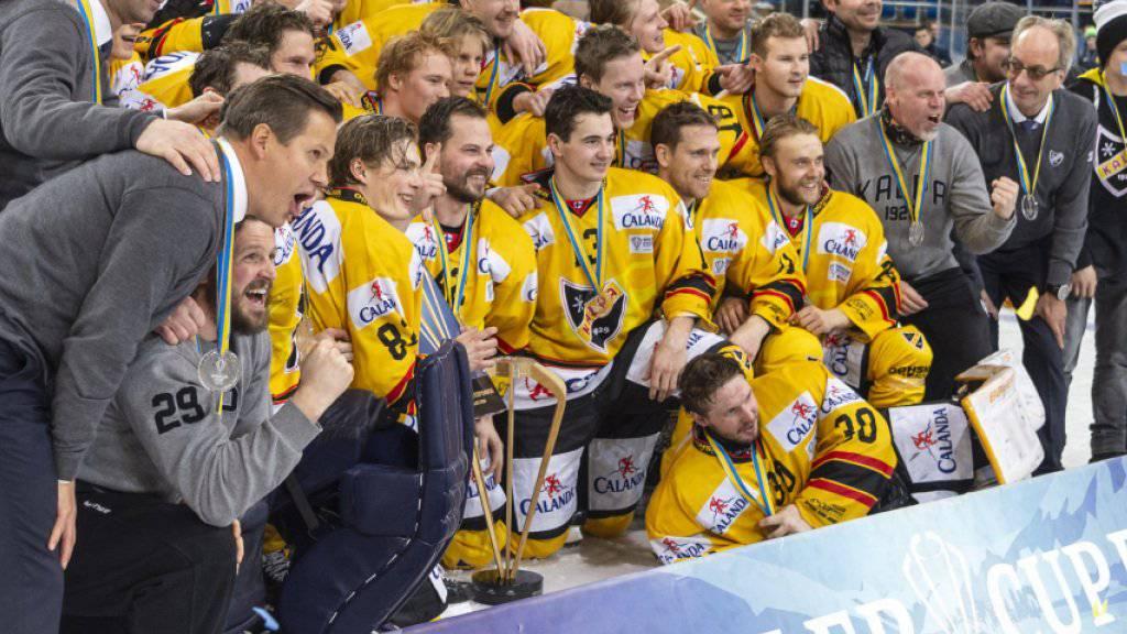 Mit KalPa Kuopio gewann 2018 erstmals überhaupt ein finnisches Team den Spengler Cup. In diesem Jahr ist das Weltmeister-Land in der Altjahrswoche mit TPS Turku am Traditionsturnier in Davos vertreten