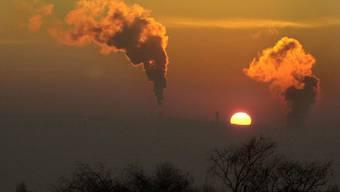 Ozonloch: Filmaufnahmen der NASA