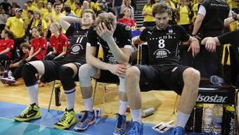 Volleyball Cup-Final TV Schönenwerd - Lausanne