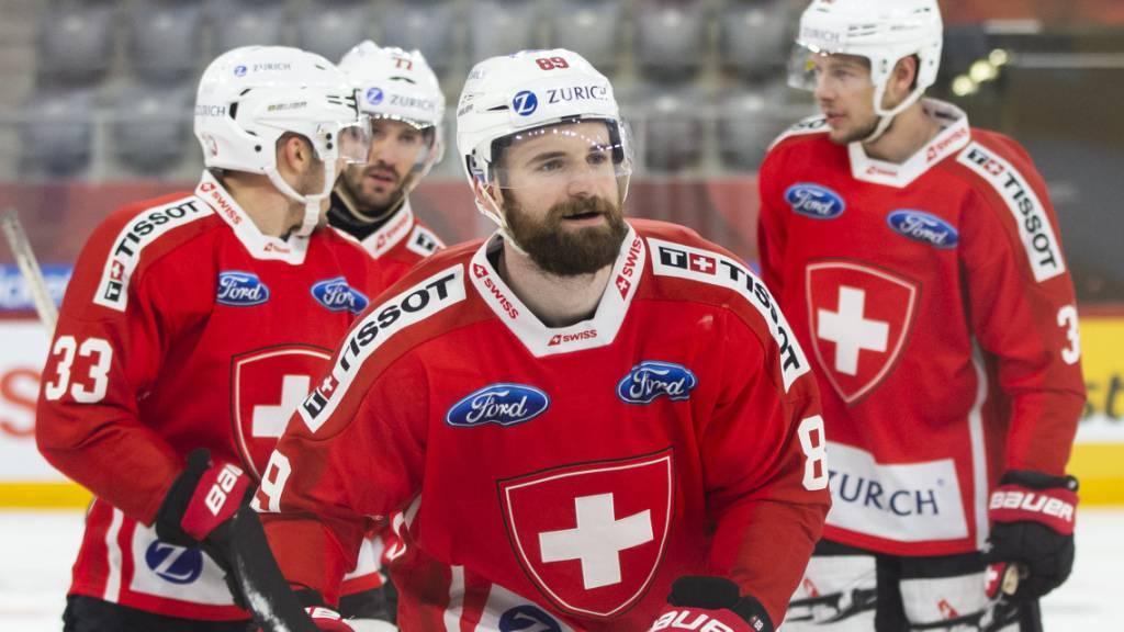 Schweiz bezwingt Russland erneut