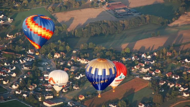 90 Jahre Ballongruppe Basel