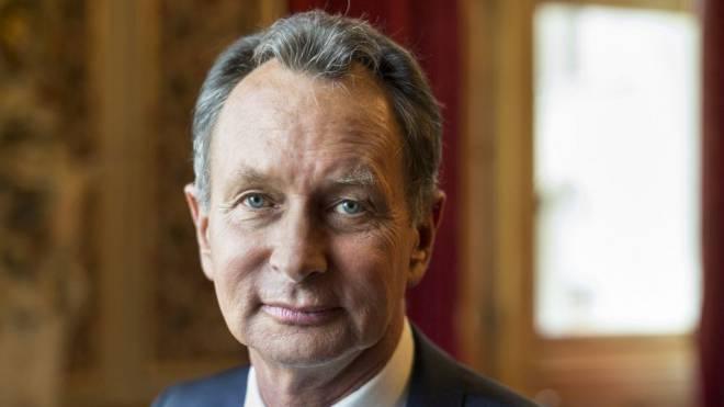 FDP-Präsident Philipp Müller. Foto: KEYSTONE