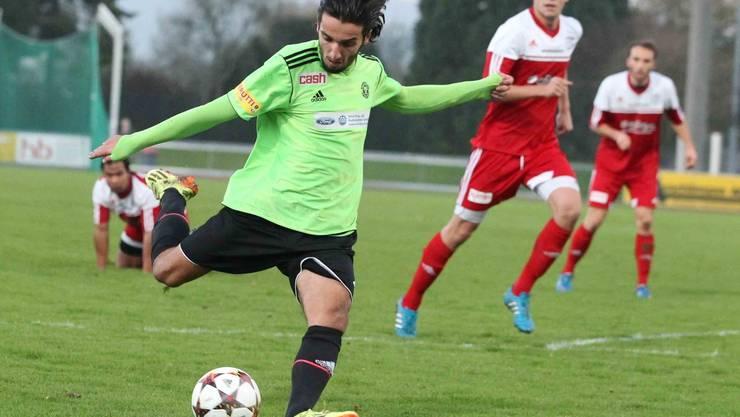 Zofingens Topskorer Cvijanovic schoss erneut zwei Tore.