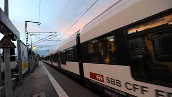 Die Auslastung der S6 von Basel via Riehen und Lörrach nach Zell schwankt: zu Spitzenzeiten am Limit, sonst teilweise schwach frequentiert.