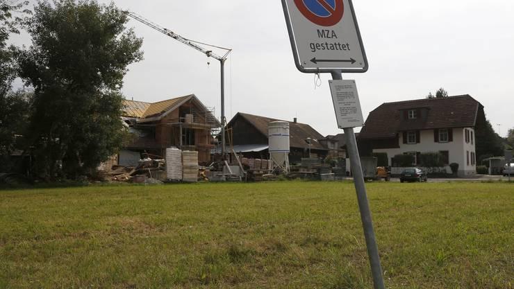 Die Gemeinde kann das Land im Dorfzentrum nicht verkaufen