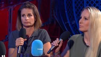 Franziska und Alexandra Nock über die Herausforderungen im Zirkusalltag.