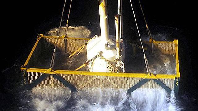 BP versucht mit verschiedenen Mitteln, der Ölpest beizukommen
